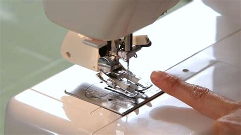 How To Use A Quilting Foot On A Sewing Machine by How To Use A Walking Foot For Quilting Quilt Addiction