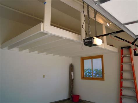garage loft garage ideas pinterest