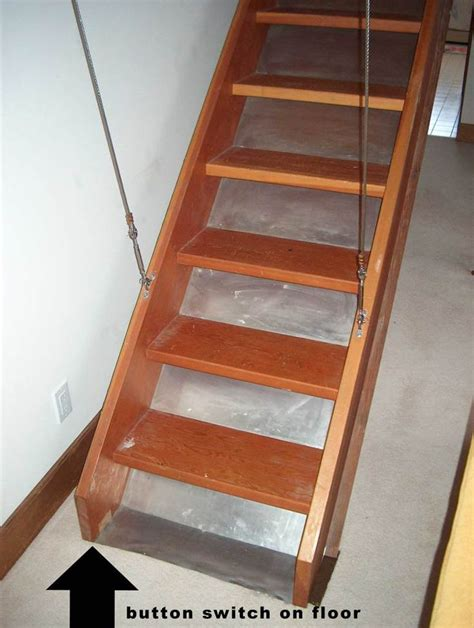 Retractable Stairs Design 40 Best Images About Attic On Wooden Staircases In The Attic And Ladder