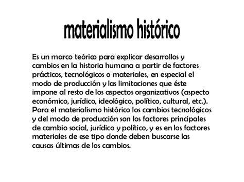 imagenes materialismo historico materialismo historico y dialectico karl marx