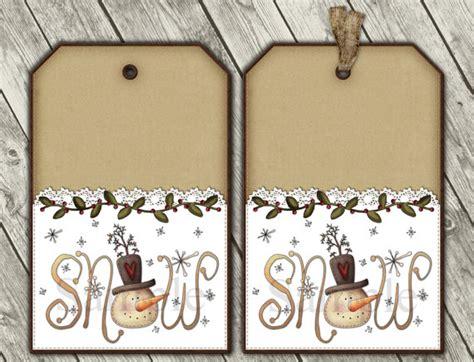 printable snowman tags printable christmas snowman tags digital gift tags