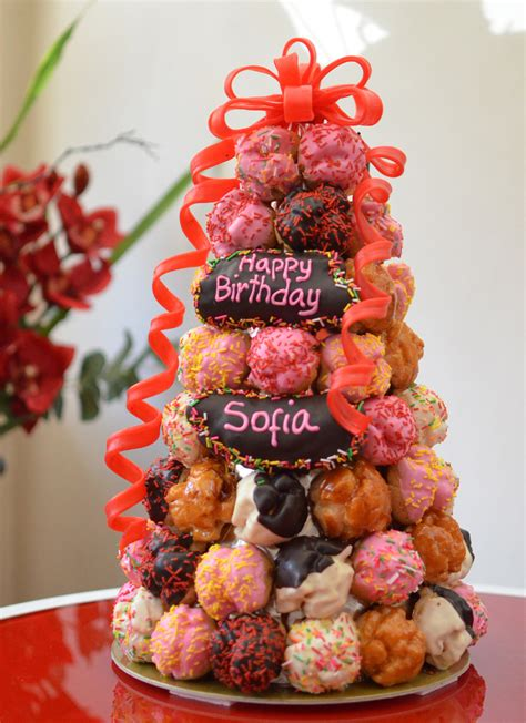 wedding corporate cake macaron tower croquembouche