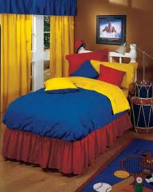 Baby Bedding Sets Primary Colors Primary Colors Size Fitted Bunkbed Comforter Yellow