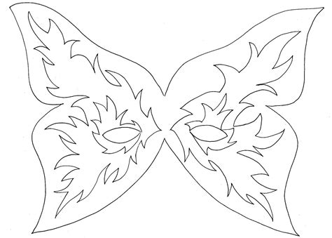 free printable halloween masks to colour free printable mask coloring pages for kids
