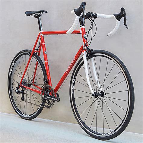 Handmade Steel Bike Frames - custom steel bike frames road two from paramour