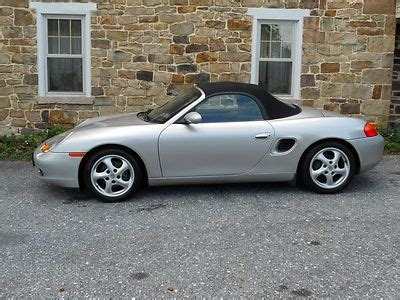1997 porsche boxster for sale 18 990 automatic convertible carsguide buy used 1997 porsche boxster convertible 2 door 5 speed silver in lititz pennsylvania united
