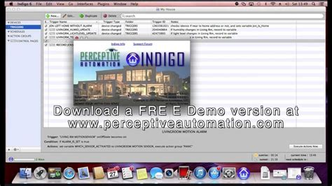 part 1 mac home automation ingido software in detail
