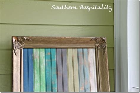 colored beadboard diy outdoor southern hospitality