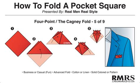 How To Make A Square In A Square Quilt Block by How To Fold A Pocket Square The Four Point Fold