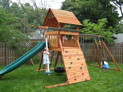 swing set for backyard quot i think this world is perfect quot the swing set ate our
