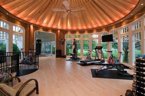 home fitnessräume luxushaus bauen woran erkennt den luxus in der