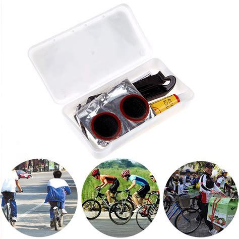 Perlengkapan Reparasi Sepeda Tambal Ban peralatan portable tambal ban sepeda jakartanotebook