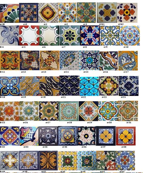 azulejo en mexico azulejos talavera 550 00 en mercado libre