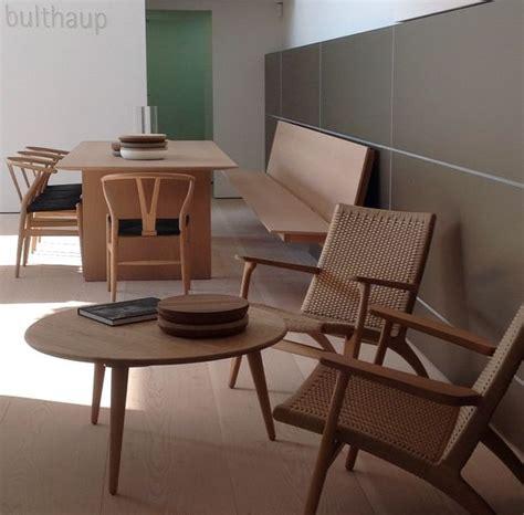 bulthaup johannesburg showroom hans wegner ch25 chairs and coffee table ch008 bulthaup