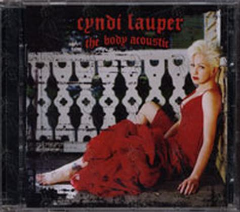 lauper cyndi the acoustic album cd records