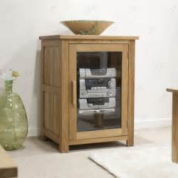 oak hi fi cabinets with glass doors buy opus solid oak hifi cabinet homestyle gb opus oak hi