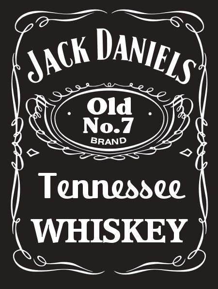 jack daniel 39 s logos in vector format eps ai cdr svg
