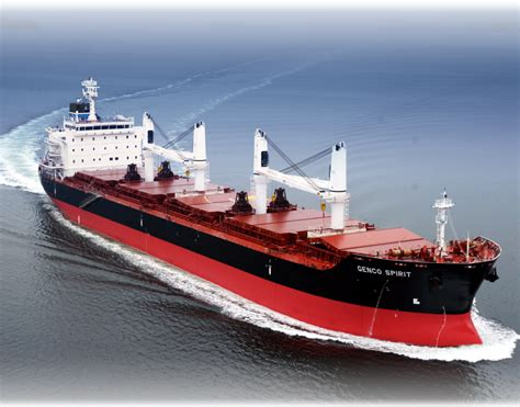 shipping a who we are genco shipping trading