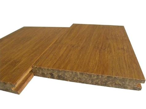 carbonized bamboo tongue and groove flooring carbonized solid strand woven bamboo flooring caramel