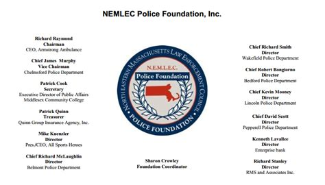 Enforcement Letterhead 10 Middlesex Chambers Of Commerce Attend Nemlec Foundation Informational Event Nemlec