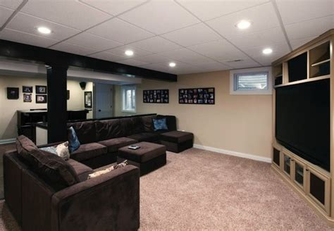 installing a drop ceiling in basement installing a drop ceiling bob vila