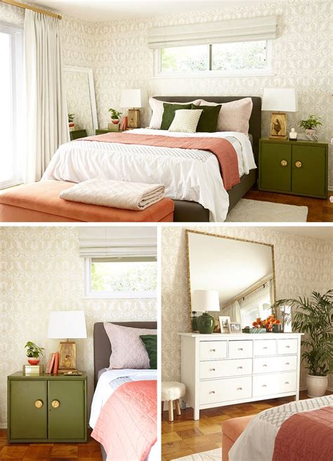 emily henderson bedroom 1000 ideas about olive green bedrooms on pinterest