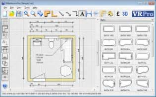Bathroom Design Software Free by Bathroom Design Software From Vr Pro