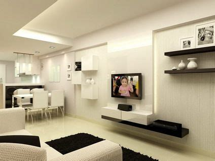 small house decoration white minimalist house interior design with small modern kitchen living room open plan design