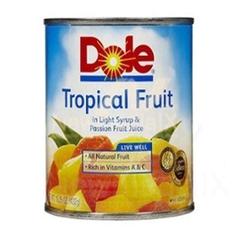 Tropical Fruit Cocktail Dole dole tropical fruit cocktail gotindahan dipolog