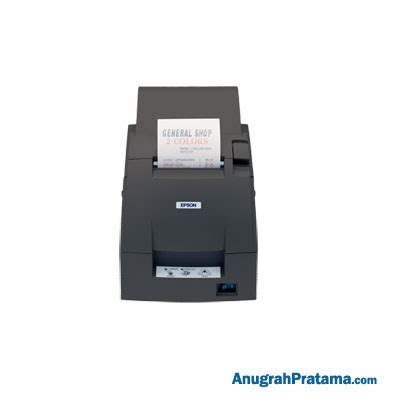 Printer Kasir Canon epson printer kasir tm u220a 675 anugrahpratama