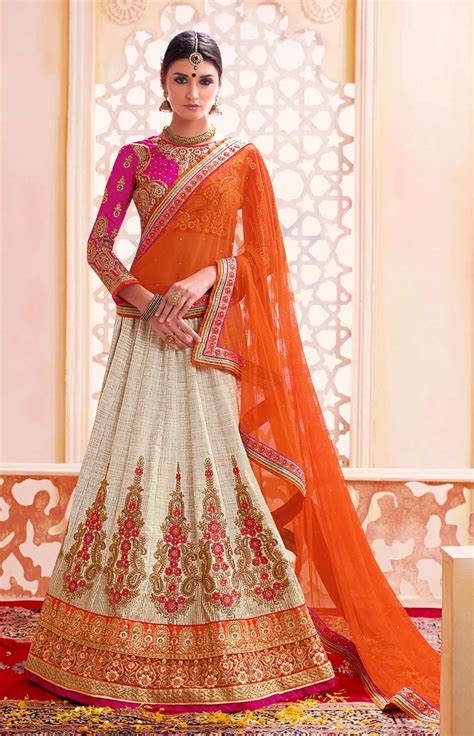 Designer Bridal Wear by Buy Designer Indian Bridal Lehengas Indian
