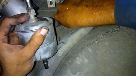 Como Cambiar Filtro De Gasolina Pointer Youtube   como cambiar filtro de gasolina pointer youtube