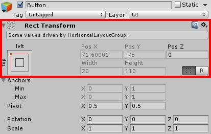 unity horizontal layout group unity ugui 原理篇 五 auto layout 自動佈局 arkai studio