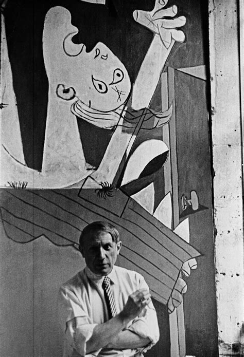 picasso biography in spanish magnum photos celebrate david chim seymour s work