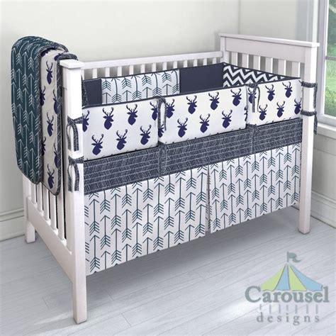Baby Boy Deer Crib Bedding 1000 Ideas About Deer Nursery Bedding On Pinterest Boy Nursery Bedding Woodland Baby Nursery