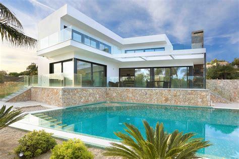beautiful white  glass home design wallpaper hd