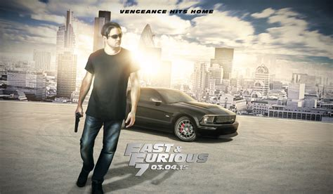 movie poster fast and furious 7 leigh cousins raw london creative photographer and designer