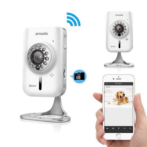 Wifi Cctv For Ios Android Pc zmodo wifi ip wireless network security cctv for pc iphone android app ebay