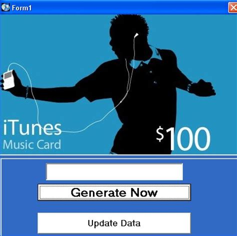 Itunes Gift Card Code Generator Free Download - free gift cards codes generator itunes ios 7 days xbox live gold 1 week