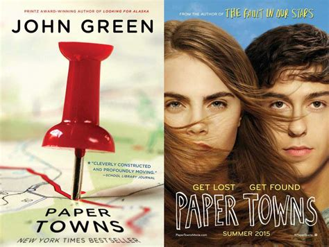 Paper Towns review paper towns