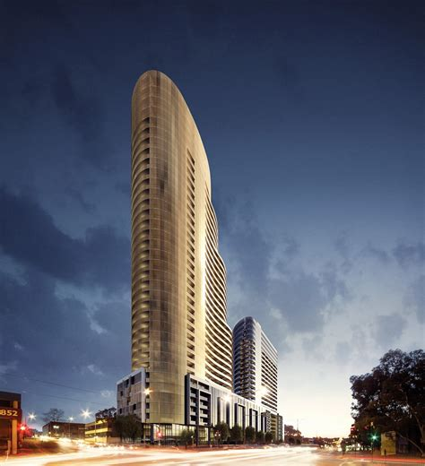 100 floors tower level 84 whitehorse towers box hill s largest development approved