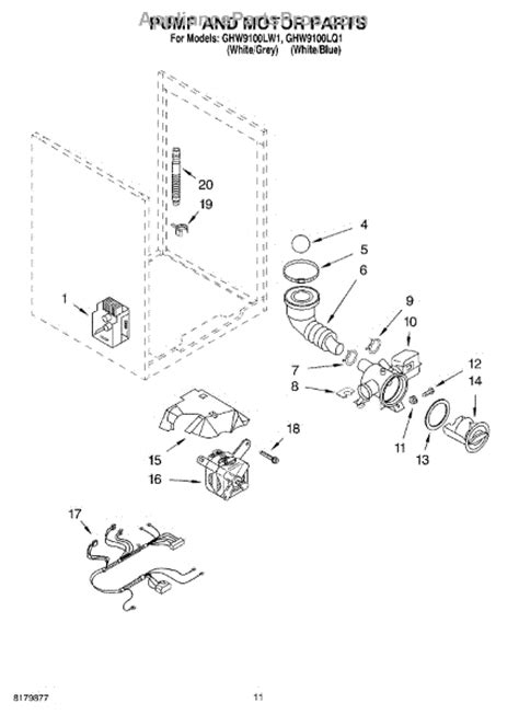 whirlpool duet parts diagram whirlpool 280187 washer drain assembly