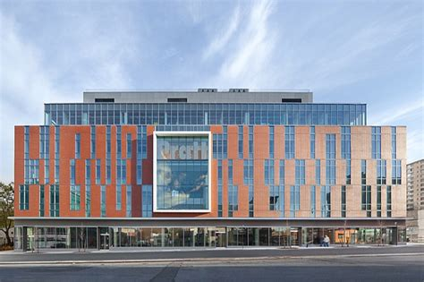 New York Architecture School Pratt Institute Opens Gorgeous Leed Gold Certified Myrtle Inhabitat New York City