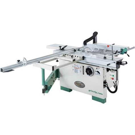 Grizzly Sliding Table Saw by 12 Quot Compact Sliding Table Saw Grizzly Industrial