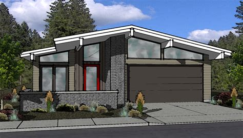 2017 mid century modern home plans on mid century modern house mid century homes