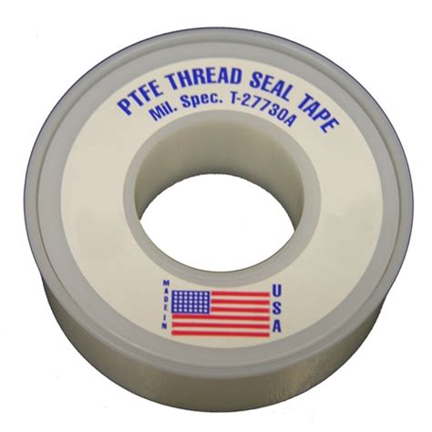 Seal Watter Mur 1 2 Teflon teflon pipe thread 1 yellow teflon plumbing
