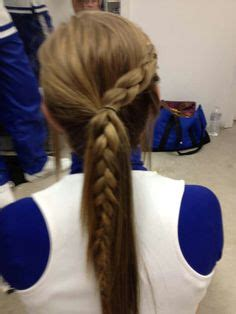 hairstyles for volleyball games 1000 images about volleyball hair on pinterest