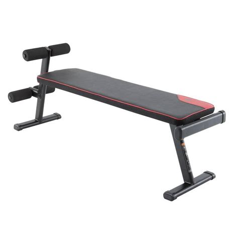 banc musculation 100 domyos decathlon
