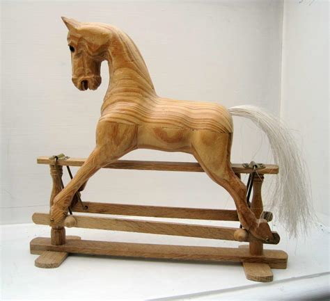 woodwork rocking horse plans supplies  plans