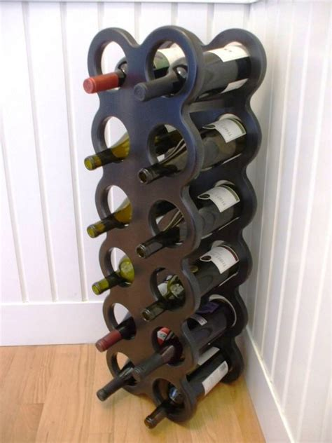 Wall Kitchen Cabinets by How To Build A Wine Rack In A Cupboard How To Build A